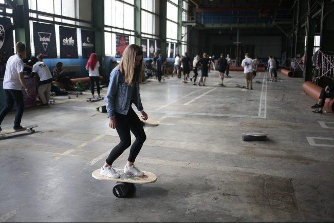 urban cultural festival спорт доска