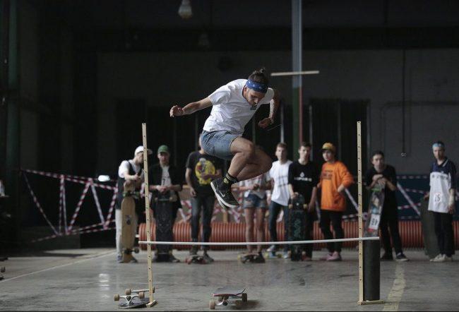 urban cultural festival спорт скейтборд