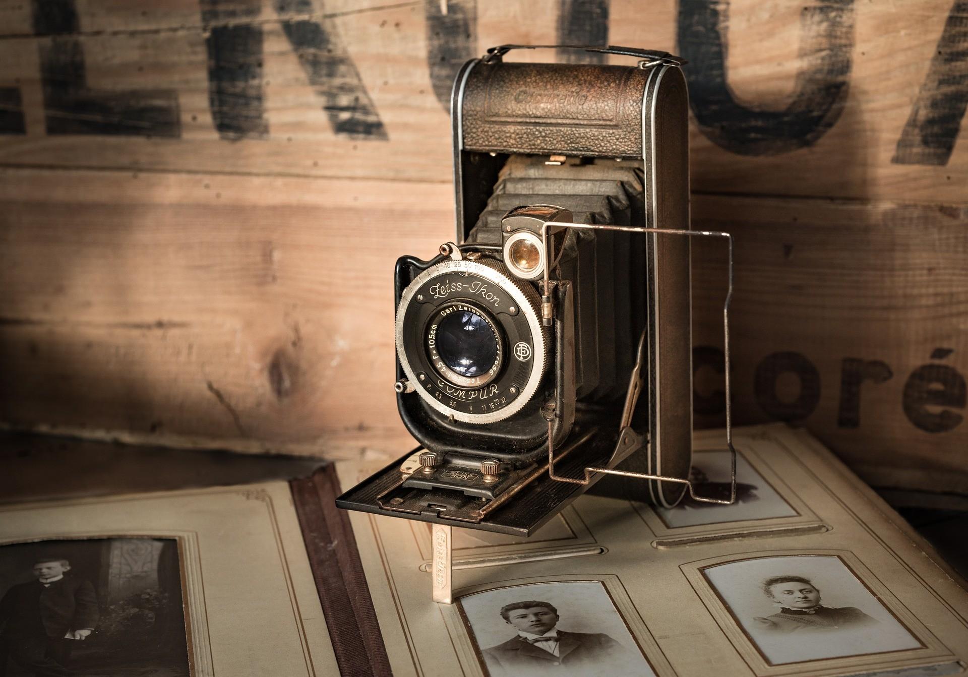 семья, история, старые фото, фотоаппарат, архив