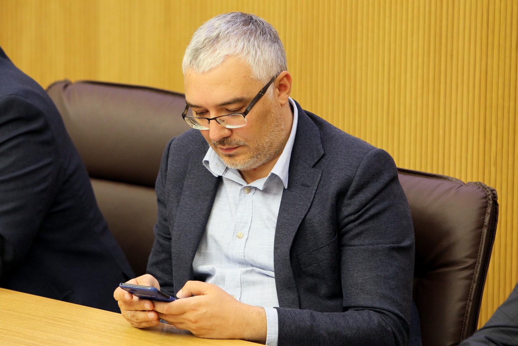 Дмитрий Песков сообщил, что у Путина появился второй Дмитрий Песков