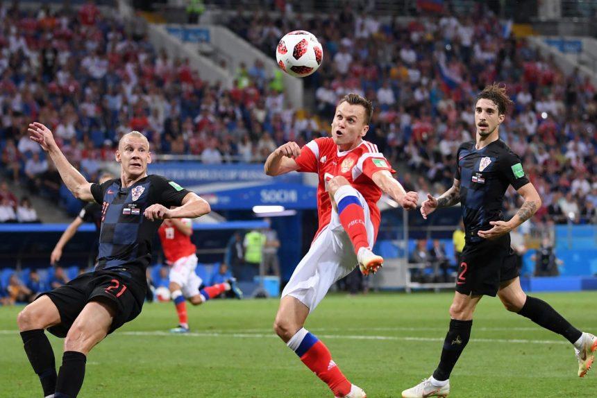 вида сборная хорватии хорватия россия