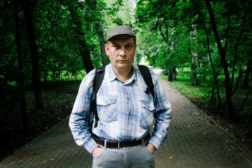лесопатолог Валерий Темнухин