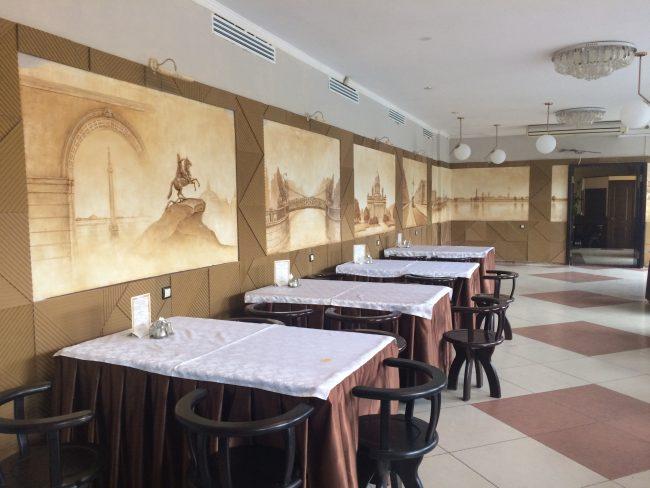 Красноярск 17 - кафе внутри (2)