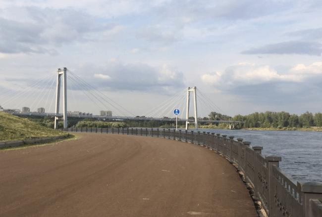 Красноярск 3 - мост на стрелке (6)