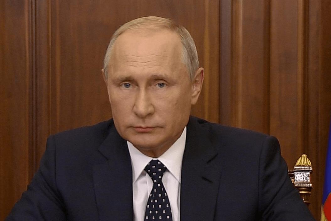 Владимир Путин рейтинг