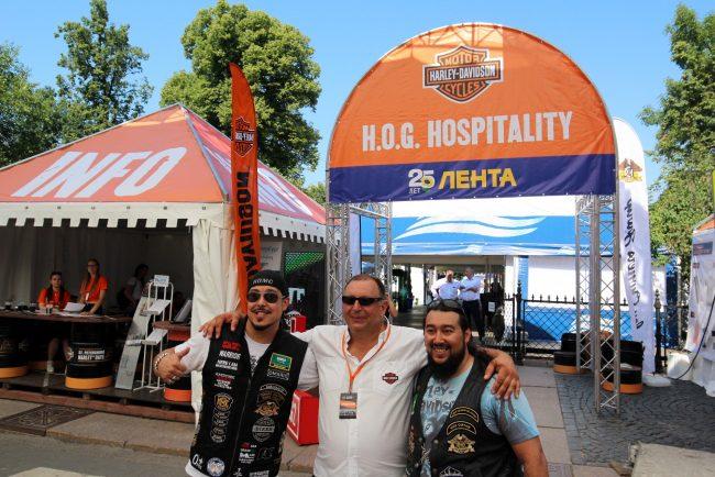 мотофестиваль Harley Days мотоциклы мотоциклисты байкеры Игорь Щербаков