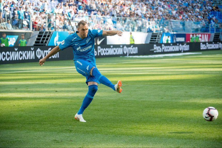 Чемпионат Росссии 2018/19, «Зенит» — «Арсенал»