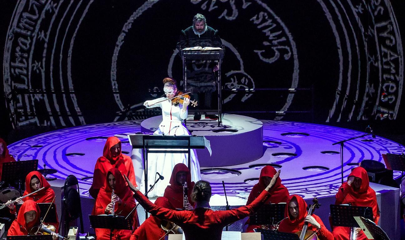 театральный фестиваль Александринский Галилео