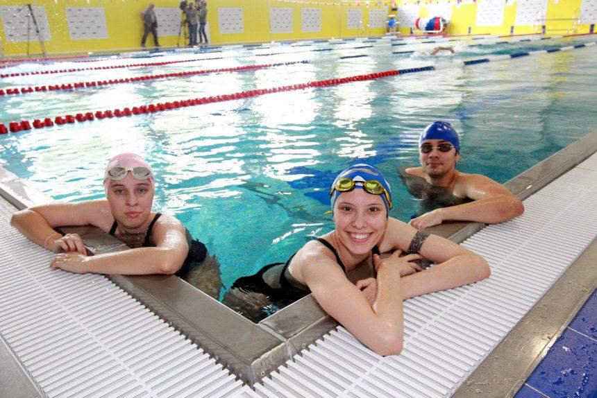 бассейн плавание водные виды спорта СЗГМУ имени Мечникова
