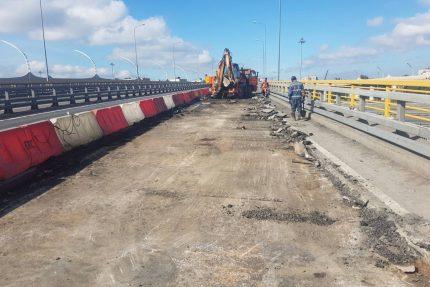 дорожные работы ремонт КАД Кольцевая автодорога