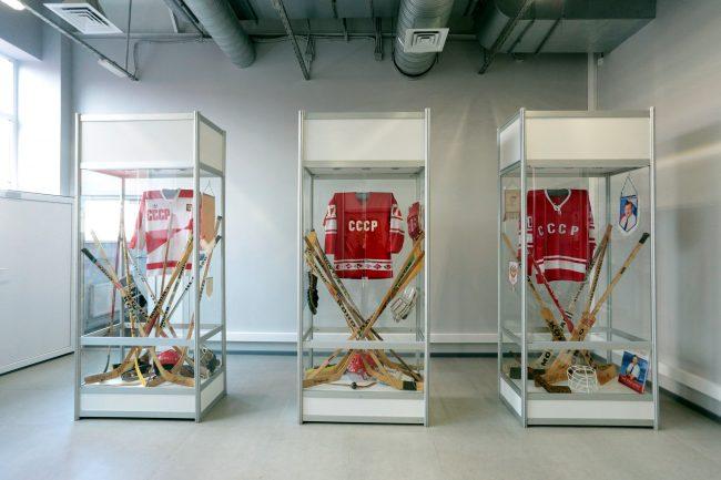 спорткомплекс Шанс Арена хоккейная форма