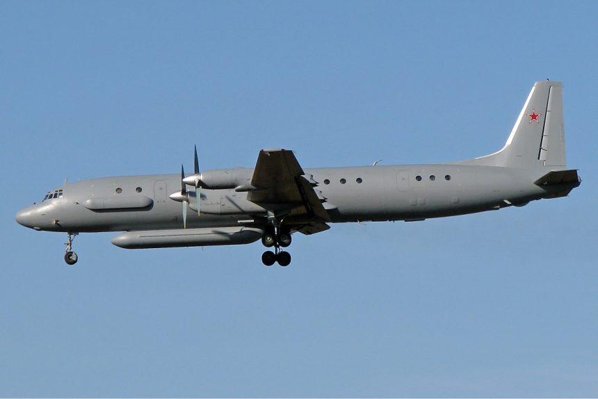разведывательный самолёт ил-20