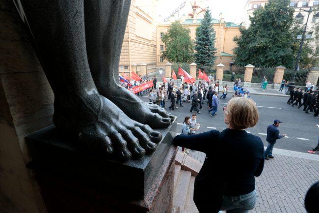 день памяти жертв блокады 8 сентября шествие вечно живые