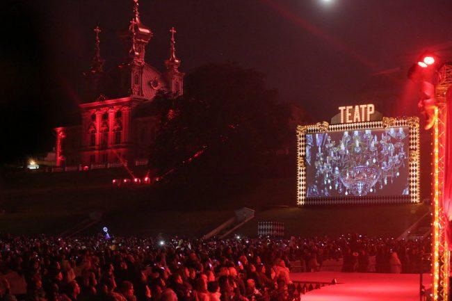 фонтаны закрытие фонтанов петергоф театр сцена