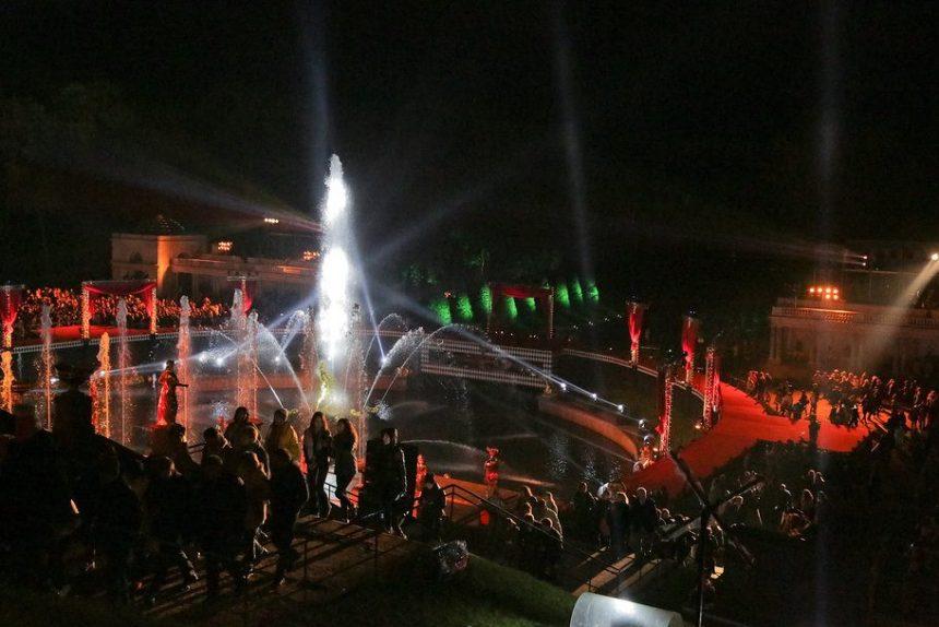 фонтаны закрытие фонтанов петергоф