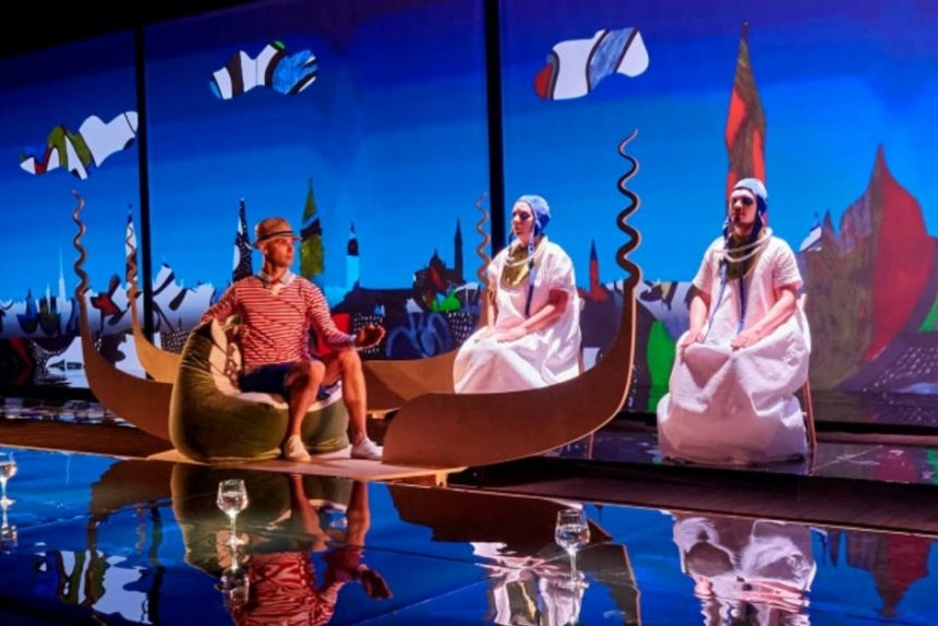 театральный фестиваль Александринский Сверлийцы