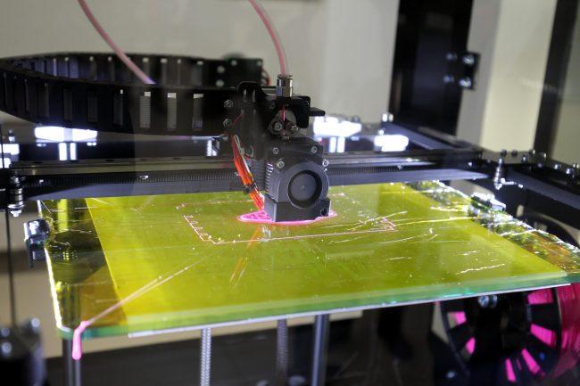 трёхмерная печать политехнический университет инновации