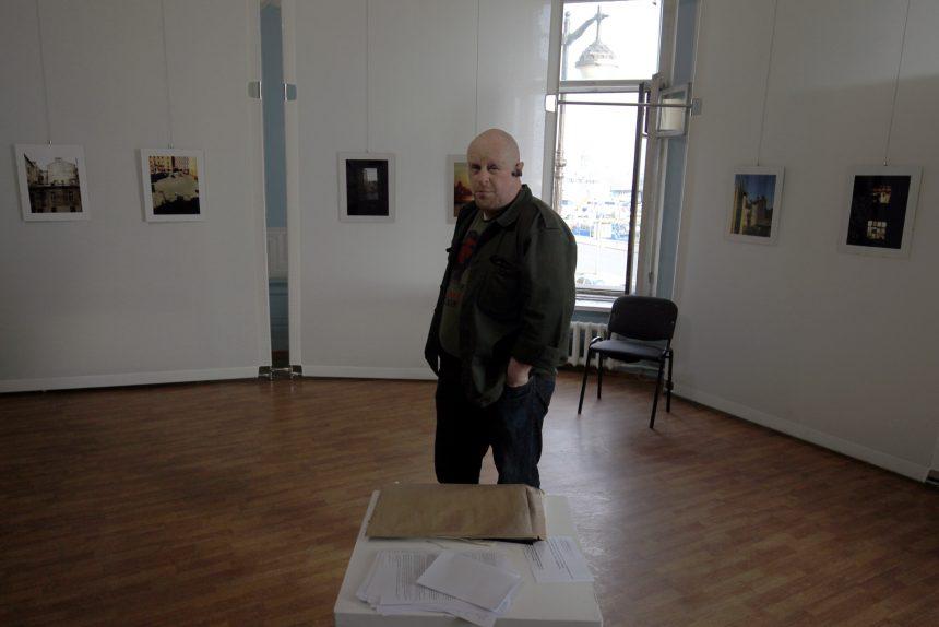 Андрей Басманов фотохудожник фотовыставка