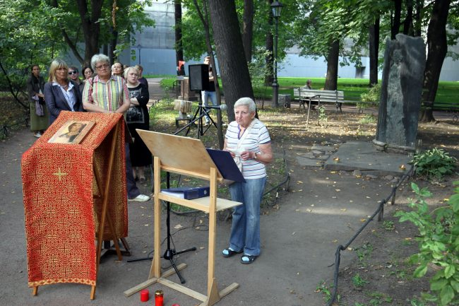 день памяти жертв блокады Ленинграда 8 сентября поминальные чтения музей Ахматовой в Фонтанном доме