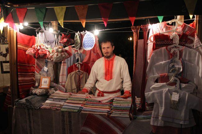 фестиваль Части света этнические товары одежда