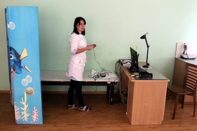 детский сурдологический центр медсестра медик врач
