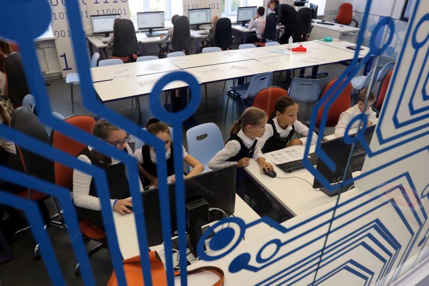 академия цифровых технологий дети школа образование обучение компьютеры