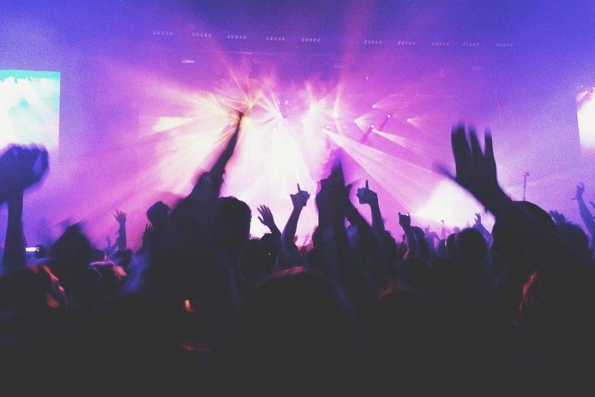 концерт музыка сцена выступление