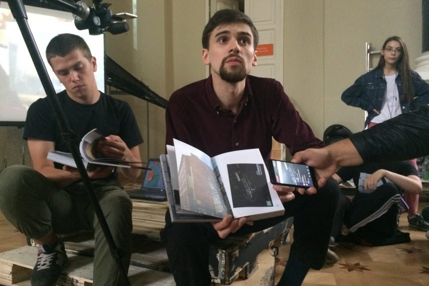 Константин Ставров и Олег Кузнецов