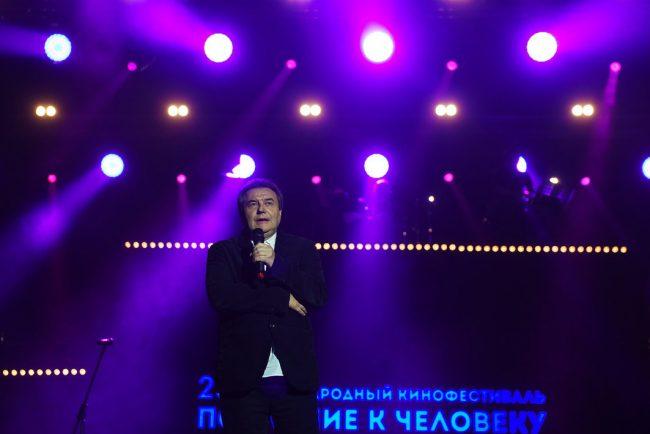 """кинофестиваль """"Послание к человеку"""", Алексей Учитель"""