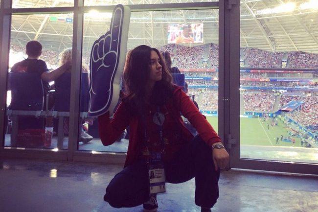 волонтёр чемпионат мира по футболу чм-2018 самара
