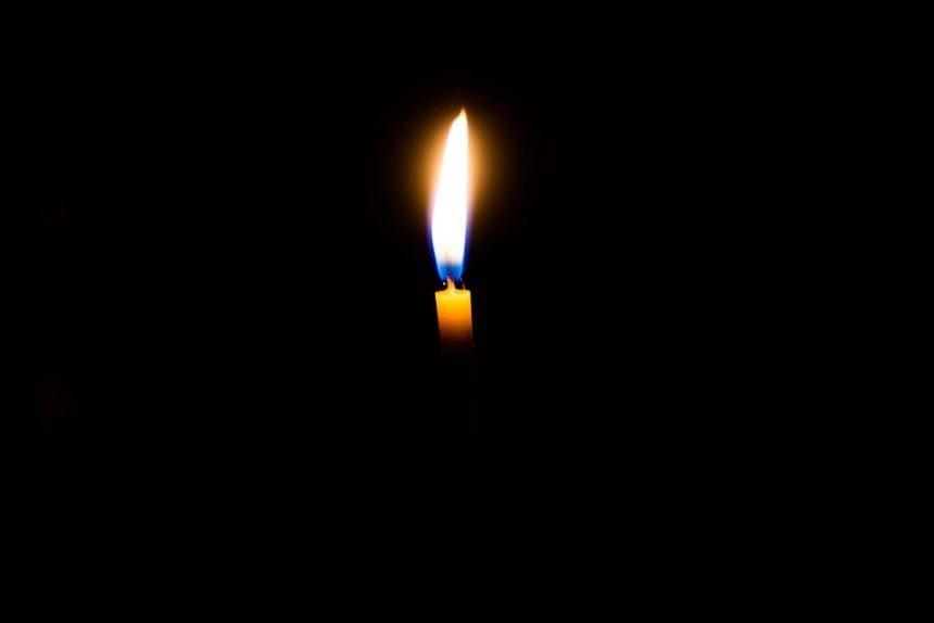 свеча свет тьма смерть скорбь печаль тоска