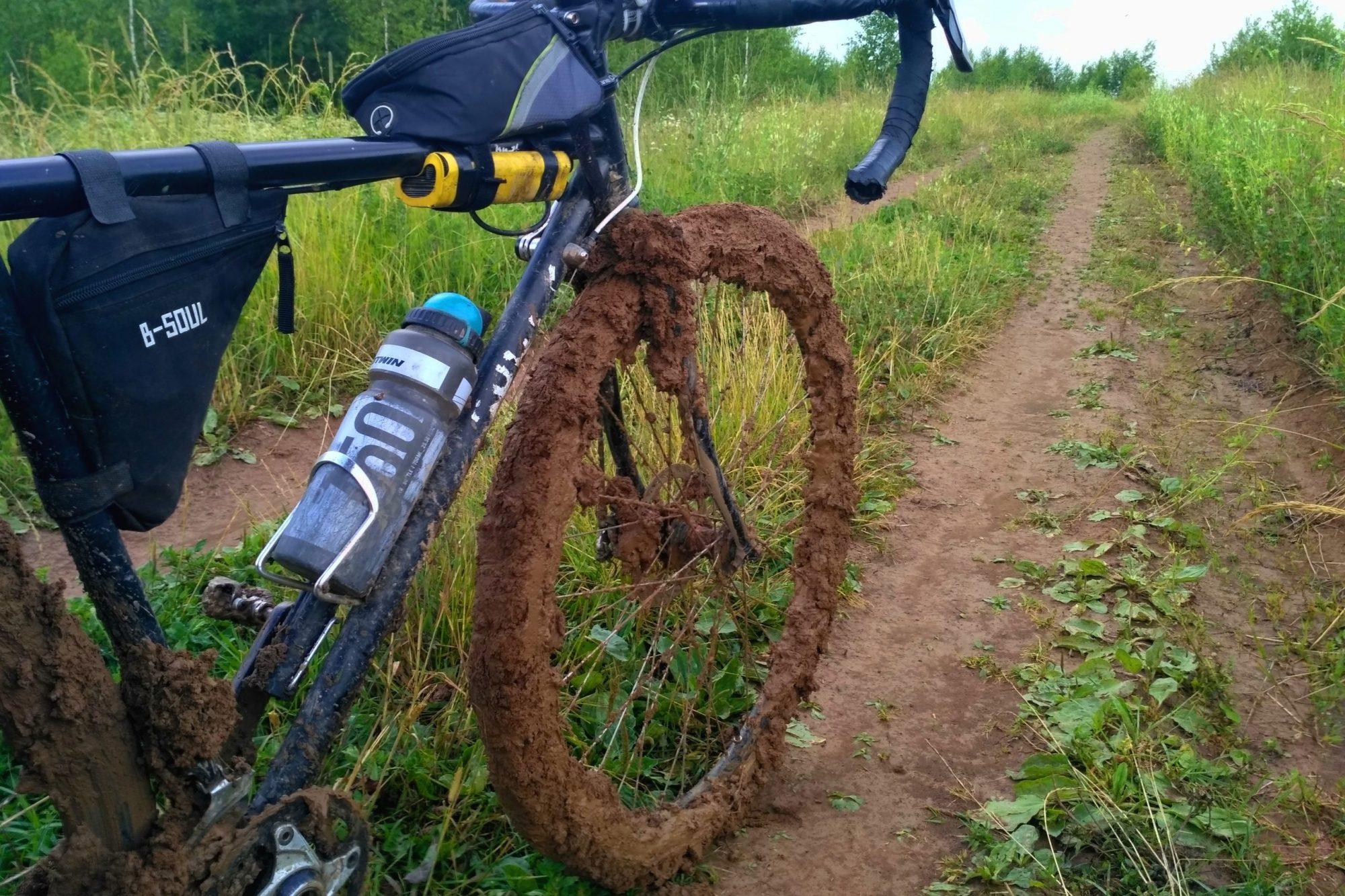 Грязь велосипед