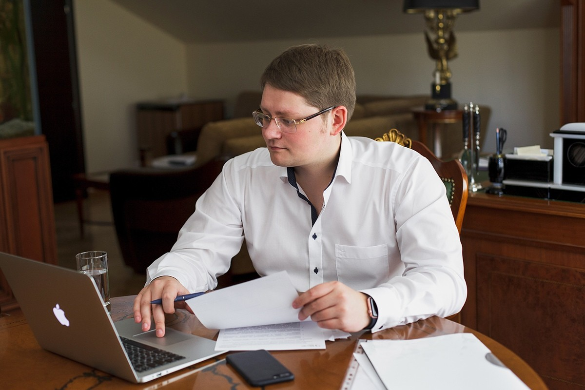 Наш сервис требует пересмотра устаревших «истин»: основатель платформы Biztogo Владимир Павловский о проекте для предпринимателей