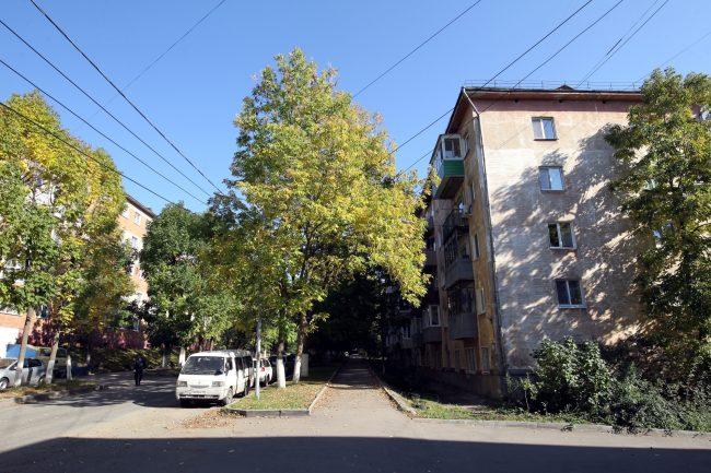 Владивосток Невская улица