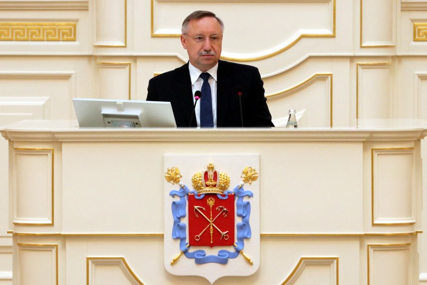 Беглов ещё окончательно не решил, будет ли баллотироваться в губернаторы