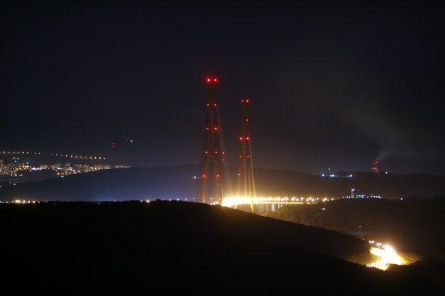 Владивосток Босфор восточный Русский мост