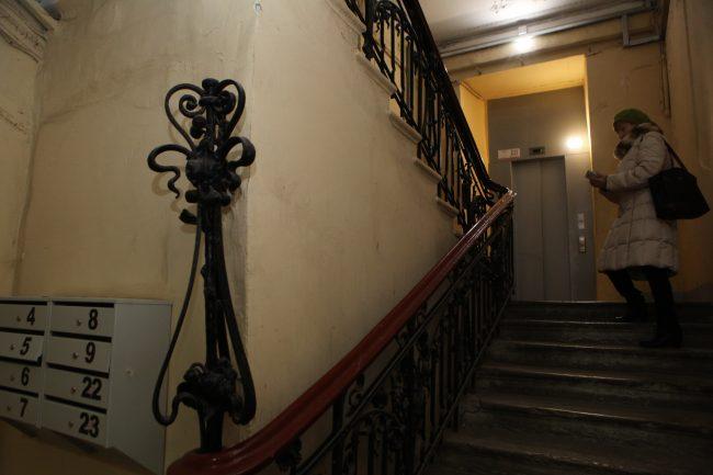 лифты историческая парадная