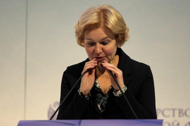 VII Петербурсгкий международный культурный форум Ольга Голодец