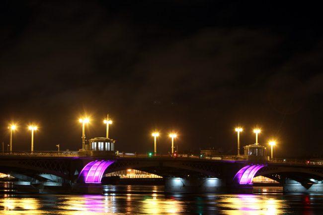 Благовещенский мост (Лейтенанта Шмидта)