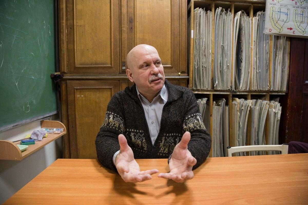 Владимир Иванов, энтомолог