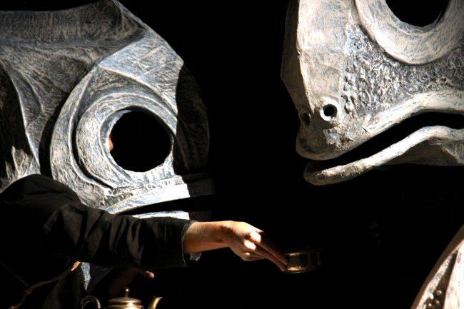 интерьерный театр театральный фестиваль Terra Incognita