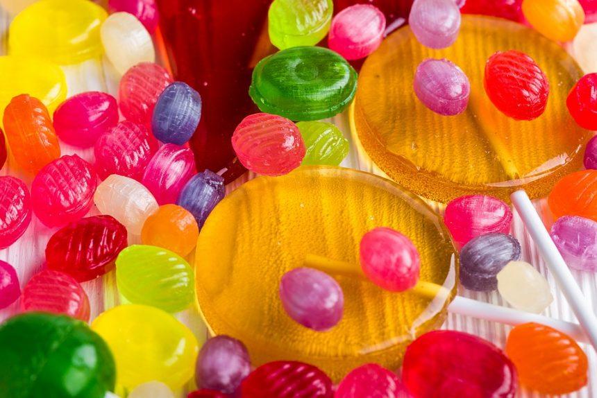 леденцы конфеты сладости десерт