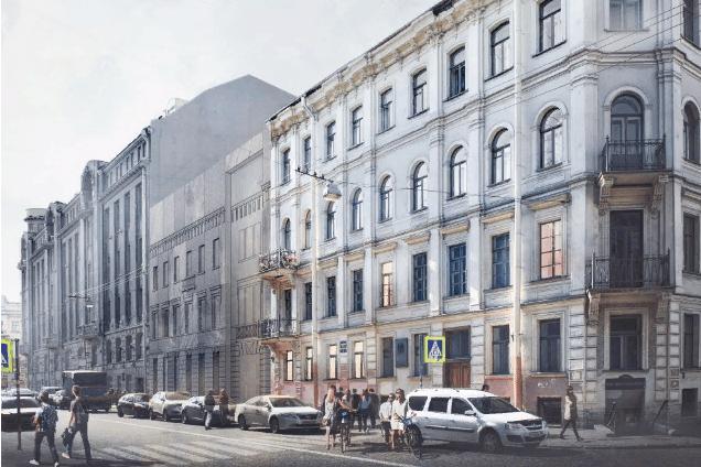 музей достоевского проект