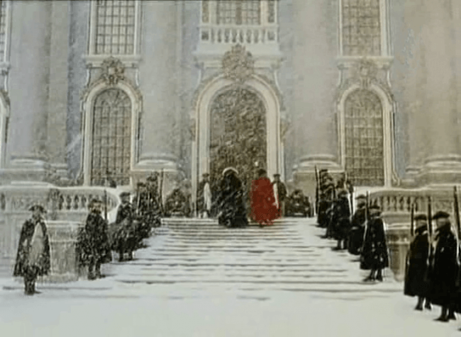«Екатерина Великая» (Great Catherine, 1968), реж. Г. Флеминг