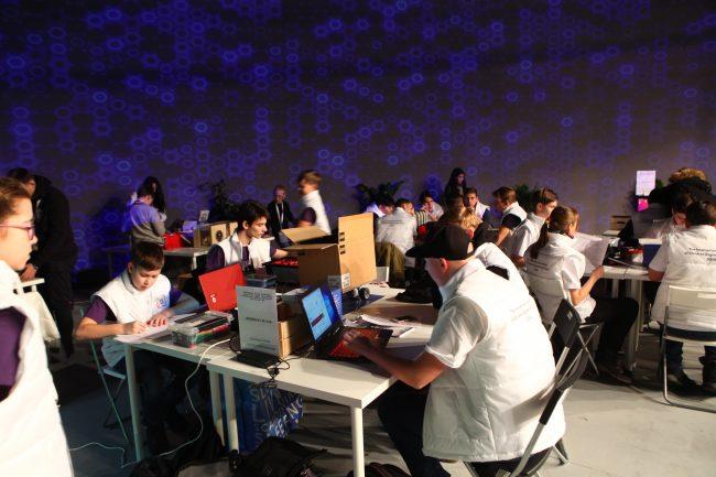 международный конкурс детских инженерных команд планетарий программирование