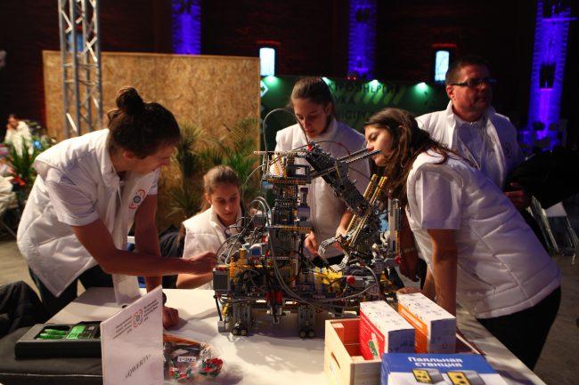международный конкурс детских инженерных команд планетарий