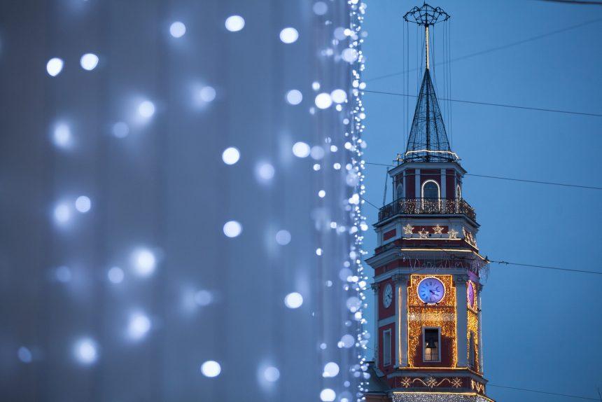 Куда сходить и что посмотреть в Петербурге в выходные