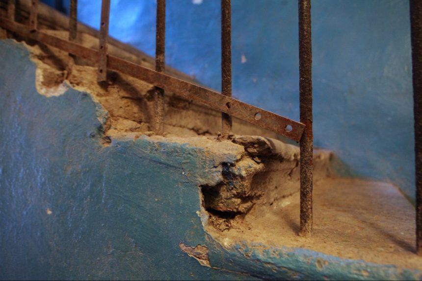 3 Совесткая улица, ремонт дома, разрушенное здание, капремонт