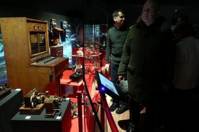 музей науки и техники Петропавловская крепость