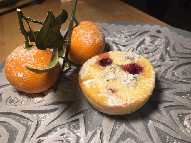 еда мандарины новый год
